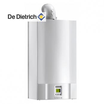 Котел газовый настенный De Dietrich MS 24 MI FF (двухконтурный, закрытая камера сгорания)