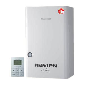 Котел газовый настенный Navien ATMO 20AN – 20 кВт (двухконтурный, открытая камера)