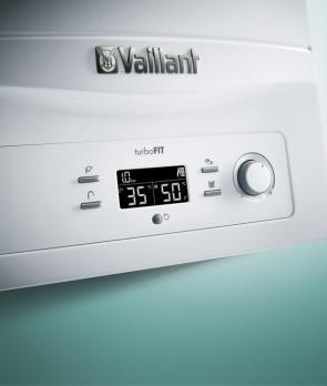 Котел газовый настенный Vaillant VUW 242/5-2 turbo FIT 24кВт