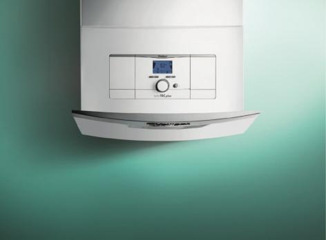 Котел газовый Vaillant turboTEC plus VUW INT 242/5-5 (24 кВт, двухконтурный)