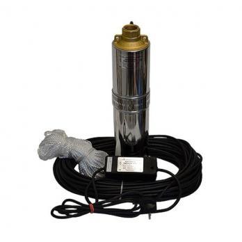Скважинный насос Водолей БЦПЭУ 0,5-25У (690 Вт)