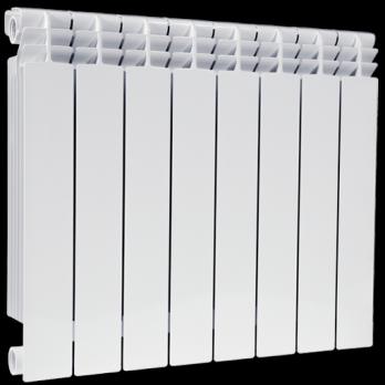 Радиатор биметаллический Fondital Alustal 500/100 x8