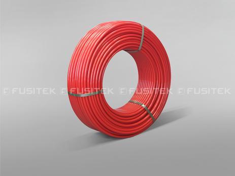 Труба для теплого пола из сшитого полиэтилена FUSITEK PE-RT 16×2.0 (1м)