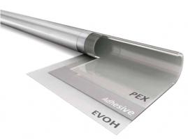 Труба из сшитого полиэтилена HOOBS 25х3,5 Professional line PEX-a/EVOH (50м)