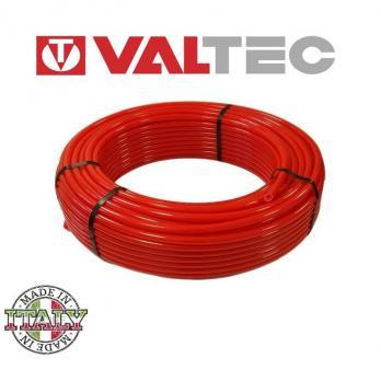 Труба для теплого пола из сшитого полиэтилена VALTEC Pex-b Evoh 16×2 мм (100м, VP1620.3.100)