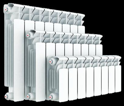 Радиатор биметаллический Rifar Base 500 x12