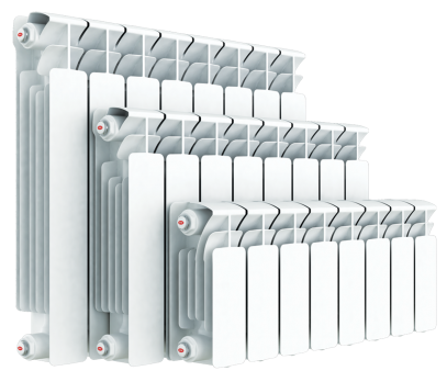 Радиатор биметаллический Rifar Base 500 x6