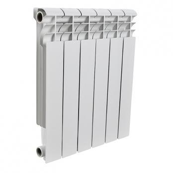 Радиатор алюминиевый ROMMER Profi AL 500 x4