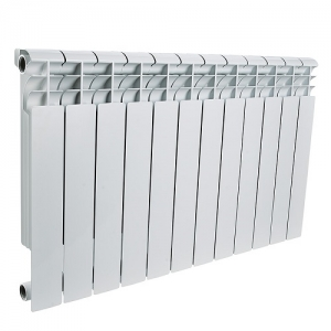 Радиатор алюминиевый ROMMER Profi AL 350 x6