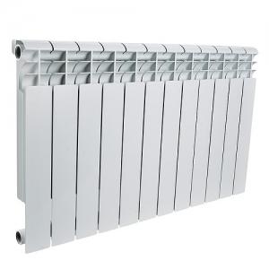 Радиатор алюминиевый ROMMER Profi AL 350 x4