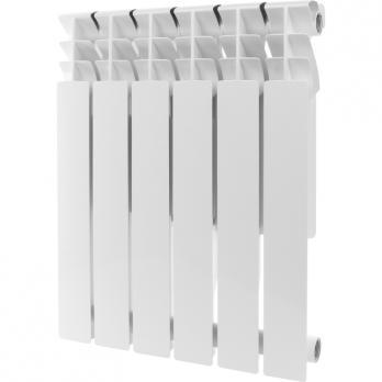 Радиатор алюминиевый ROMMER Al Plus 500 x6