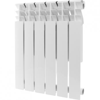 Радиатор алюминиевый ROMMER Al Plus 500 x4