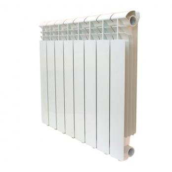 Радиатор алюминиевый Global ISEO 500 x8