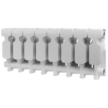 Радиатор алюминиевый ROMMER Al Plus 200 x8