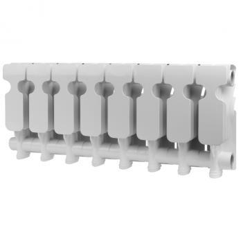 Радиатор алюминиевый ROMMER Al Plus 200 x4