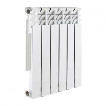 Радиатор алюминиевый ROMMER Al Optima 500 x6