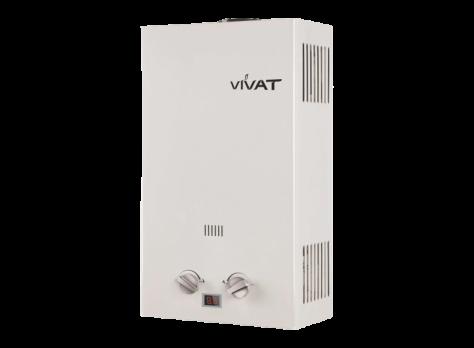 Проточный газовый водонагреватель VIVAT JSQ 20-10 NG