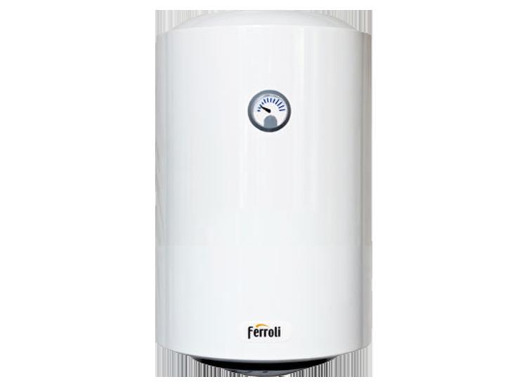 Электрический накопительный водонагреватель Ferroli E-Glass 40VS
