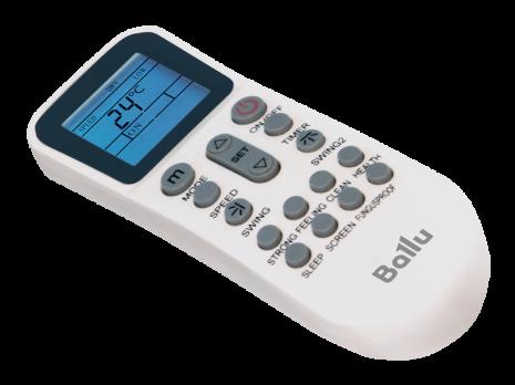 Кассетный кондиционер Ballu BLC_C-24HN1