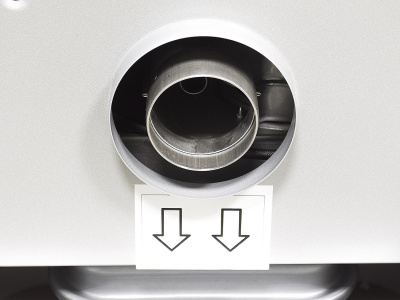 Котел газовый настенный Haier L1PB20-18RC1(T) 18 кВт (двухконтурный, закрытая камера)