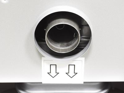 Котел газовый настенный Haier L1PB30-28RC1(T) 28кВт (двухконтурный, закрытая камера)