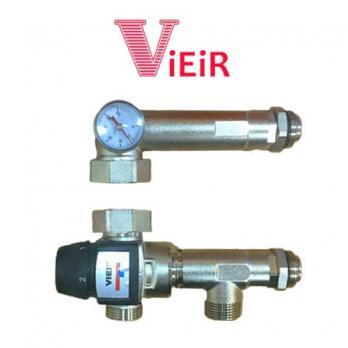 Насосно-смесительный узел 130мм Vieir VR200