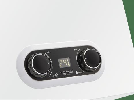 Проточный газовый водонагреватель Electrolux GWH 12 NanoPlus 2.0