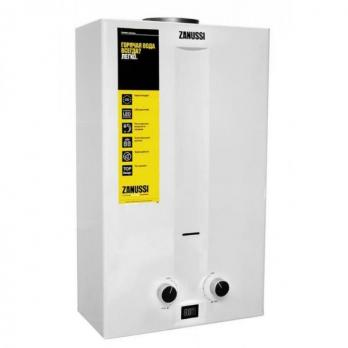 Проточный газовый водонагреватель Zanussi GWH 12 Fonte Turbo