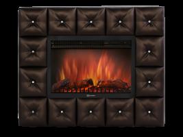 Портал Electrolux Crystal 30 тёмная экокожа