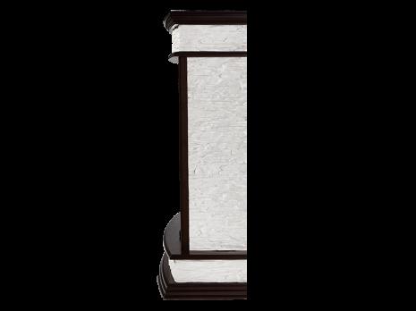 Портал Electrolux Scala 25 сланец скалистый Белый/Тёмный дуб