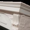 Портал Electrolux Torre 25S (камень белый, шпон белёный дуб)
