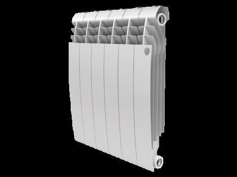 Радиатор алюминиевый Royal Thermo BiLiner Alum Bianco Traffico 500 x6