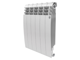 Радиатор алюминиевый Royal Thermo BiLiner Alum Bianco Traffico 500 x12