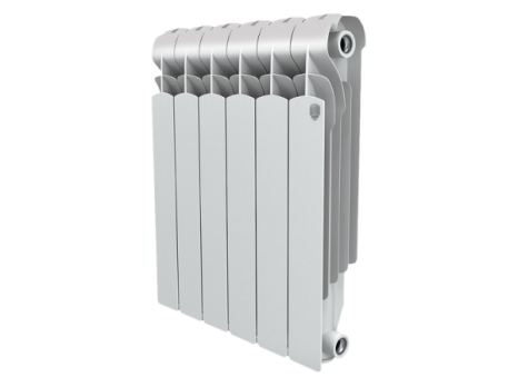 Радиатор алюминиевый Royal Thermo Indigo 500 x8