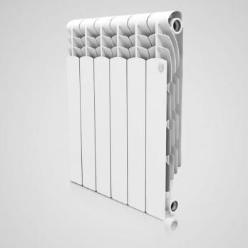 Радиатор алюминиевый Royal Thermo Revolution 500 — 4 секции
