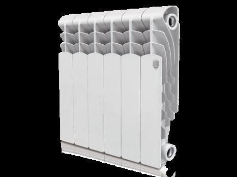Радиатор алюминиевый Royal Thermo Revolution 350 x8