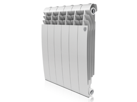 Радиатор биметаллический Royal Thermo BiLiner Bianco Traffico 500 x6