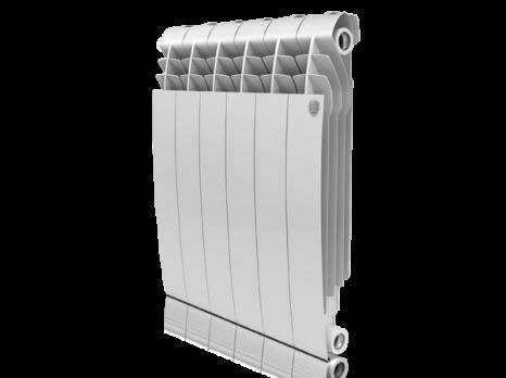 Радиатор биметаллический Royal Thermo BiLiner Bianco Traffico 500 x8