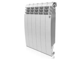 Радиатор биметаллический Royal Thermo BiLiner Bianco Traffico 500 x4