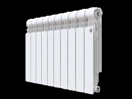 Радиатор биметаллический Royal Thermo Indigo Super+ 500 x10