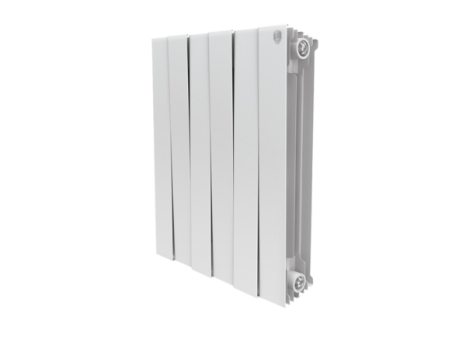 Радиатор биметаллический Royal Thermo PianoForte Bianco Traffico 500 x10