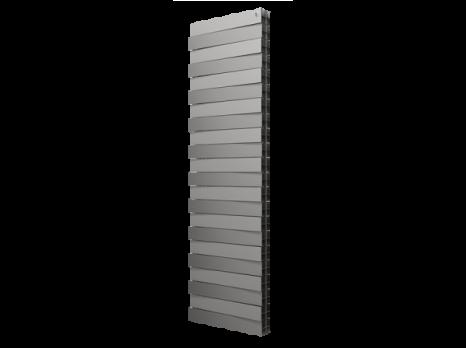 Радиатор биметаллический Royal Thermo PianoForte Tower x18 (Silver Satin)