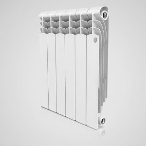 Радиатор биметаллический Royal Thermo Revolution Bimetall 500 — 10 секций