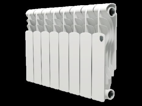 Радиатор биметаллический Royal Thermo Revolution Bimetall 350 x8