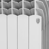 Радиатор биметаллический Royal Thermo Revolution Bimetall 500 — 6 секций