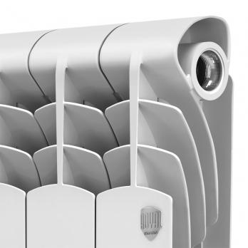Радиатор биметаллический Royal Thermo Revolution Bimetall 500 — 4 секции